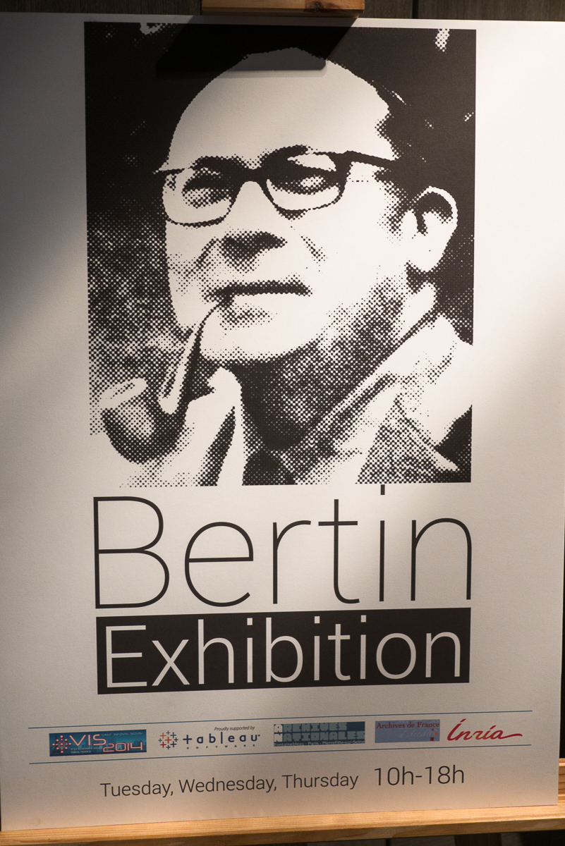 Bertin exhibition
